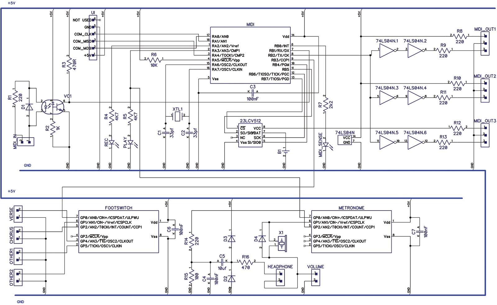 FSC DM74LS04N SN74LS04N 74LS04 HEX Inverter DIP-14 x 10pcs