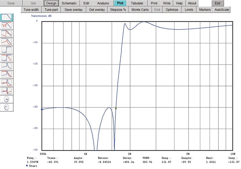 Filter Design Software Nuts Volts Magazine