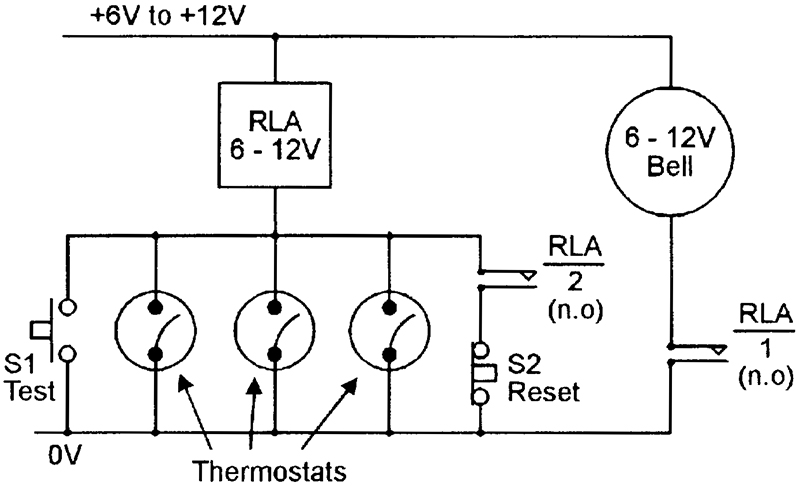 Security Electronics Systems And Circuits — Part 8 | Nuts & Volts ...