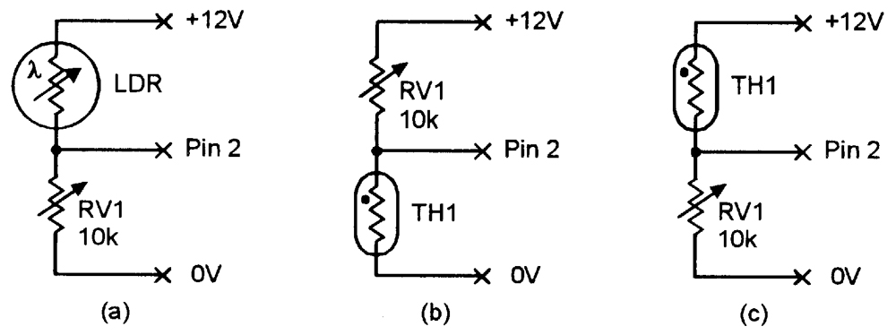 """Using The """"555"""" Timer IC In \'Special\' Or Unusual Circuits 