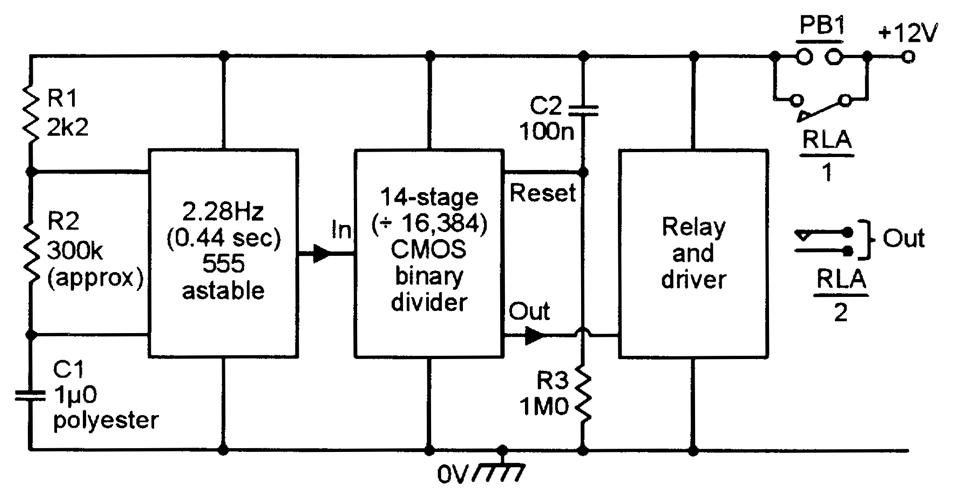 Pleasing Using The 555 Timer Ic In Special Or Unusual Circuits Nuts Wiring Digital Resources Indicompassionincorg