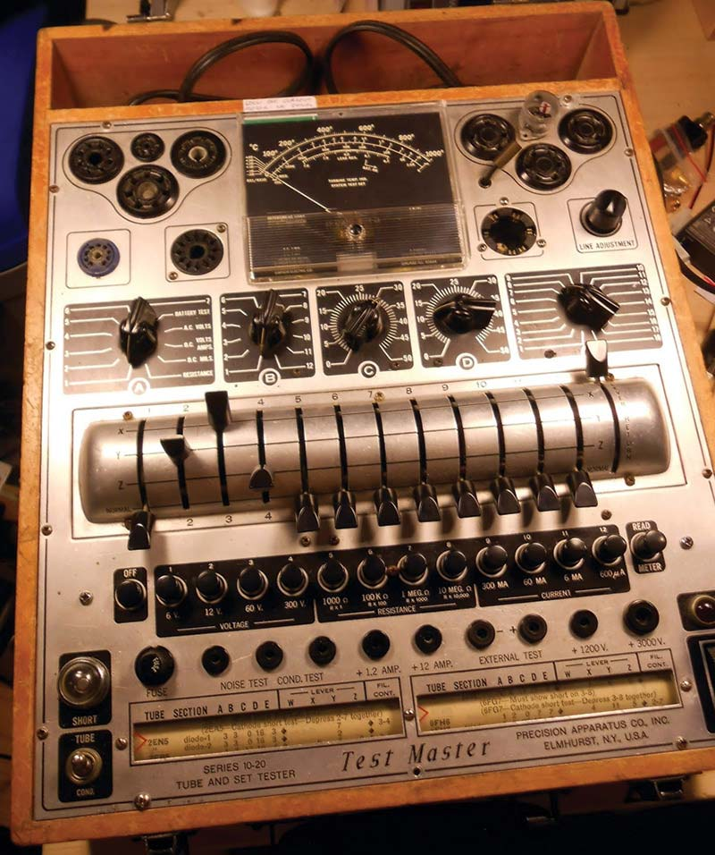 1963 Zenith MK2670 Stereo Repair | Nuts & Volts Magazine