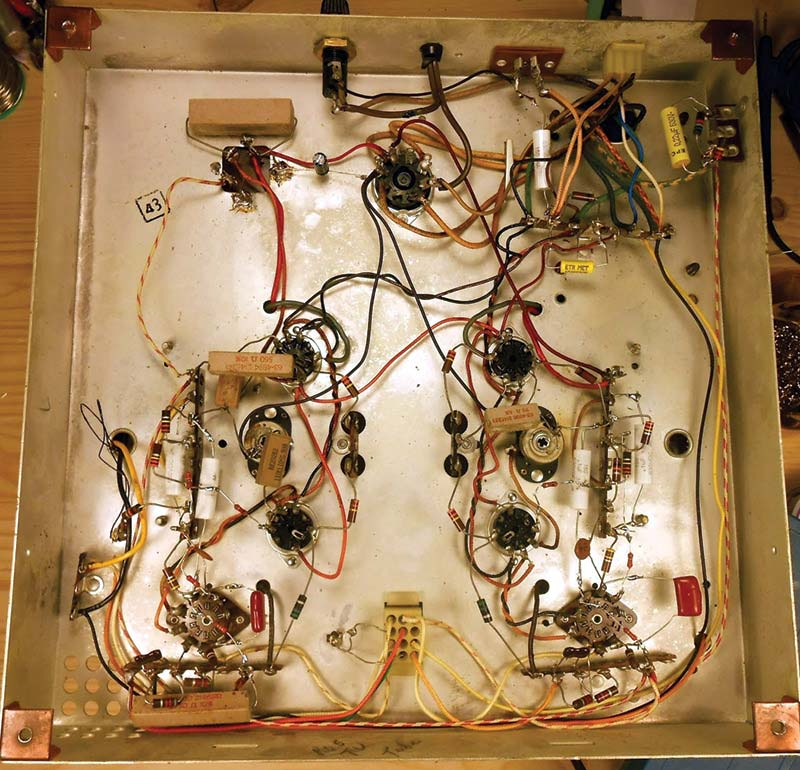 1963 Zenith MK2670 Stereo Repair | Nuts & Volts Magazine