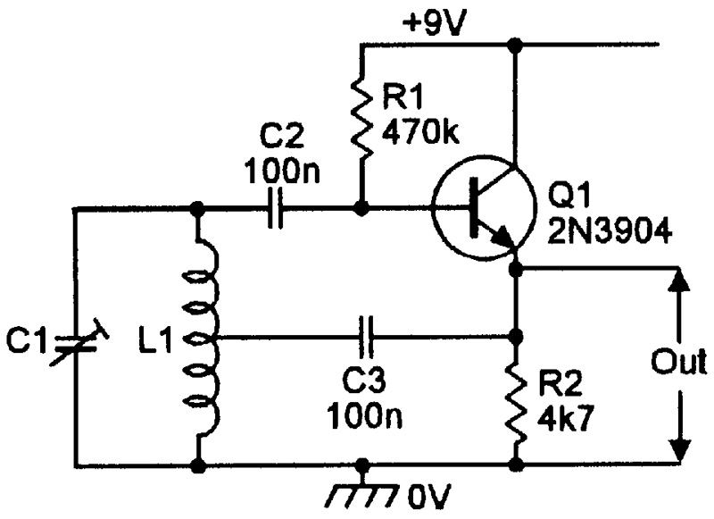 bipolar transistor cookbook \u2014 part 5 nuts \u0026 volts magazinein these circuits, the transistors and l1 c1 tuned circuits each give zero phase shift at the oscillation frequency, and the tuned circuit gives the voltage