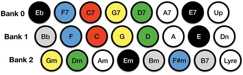 Build a MIDI Autoharp   Nuts & Volts Magazine