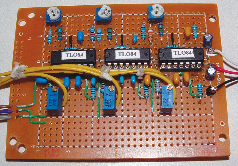 Build a Basic Audio Distortion Analyzer | Nuts & Volts Magazine