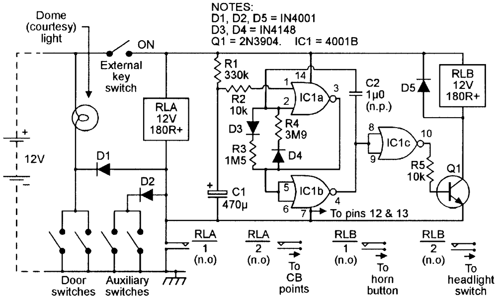 Security Electronics Systems And Circuits — Part 10 | Nuts