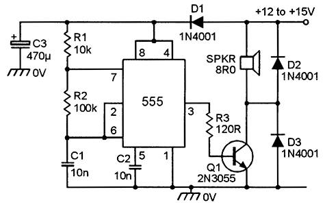 Circuit Diagram Of Generator Power Booster on wiring diagram bt phone socket