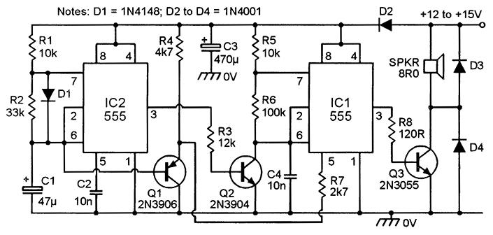 U2018555 U2019 Astable Circuits