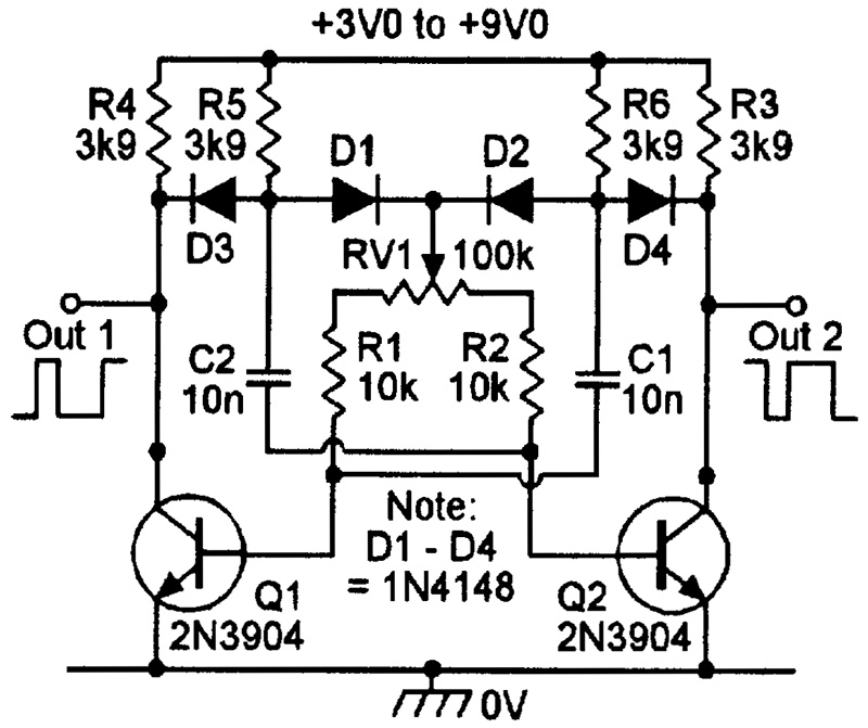 Enjoyable Bipolar Transistor Cookbook Part 6 Nuts Volts Magazine Wiring 101 Cabaharperaodorg
