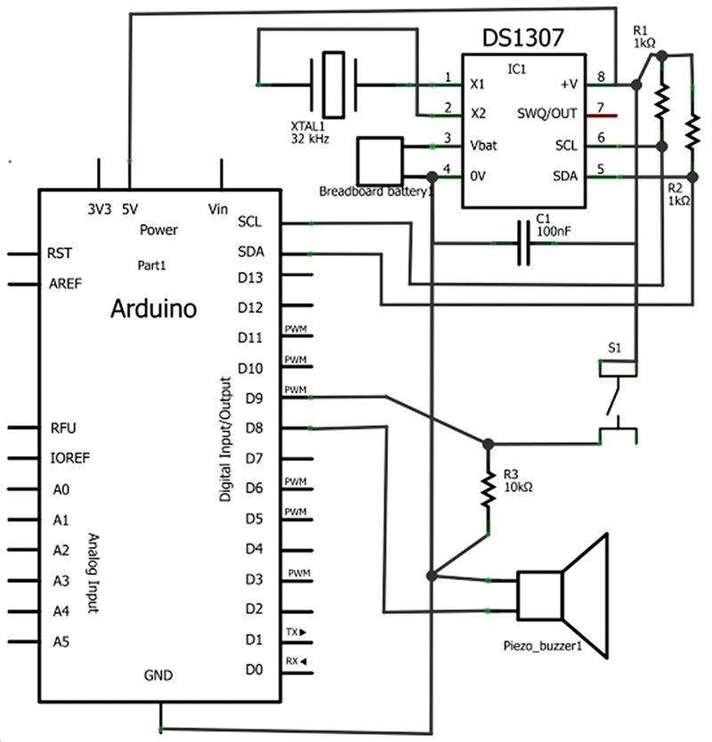 Smiley's Workshop 53: Fritzing With the Arduino — Part 5 ... on
