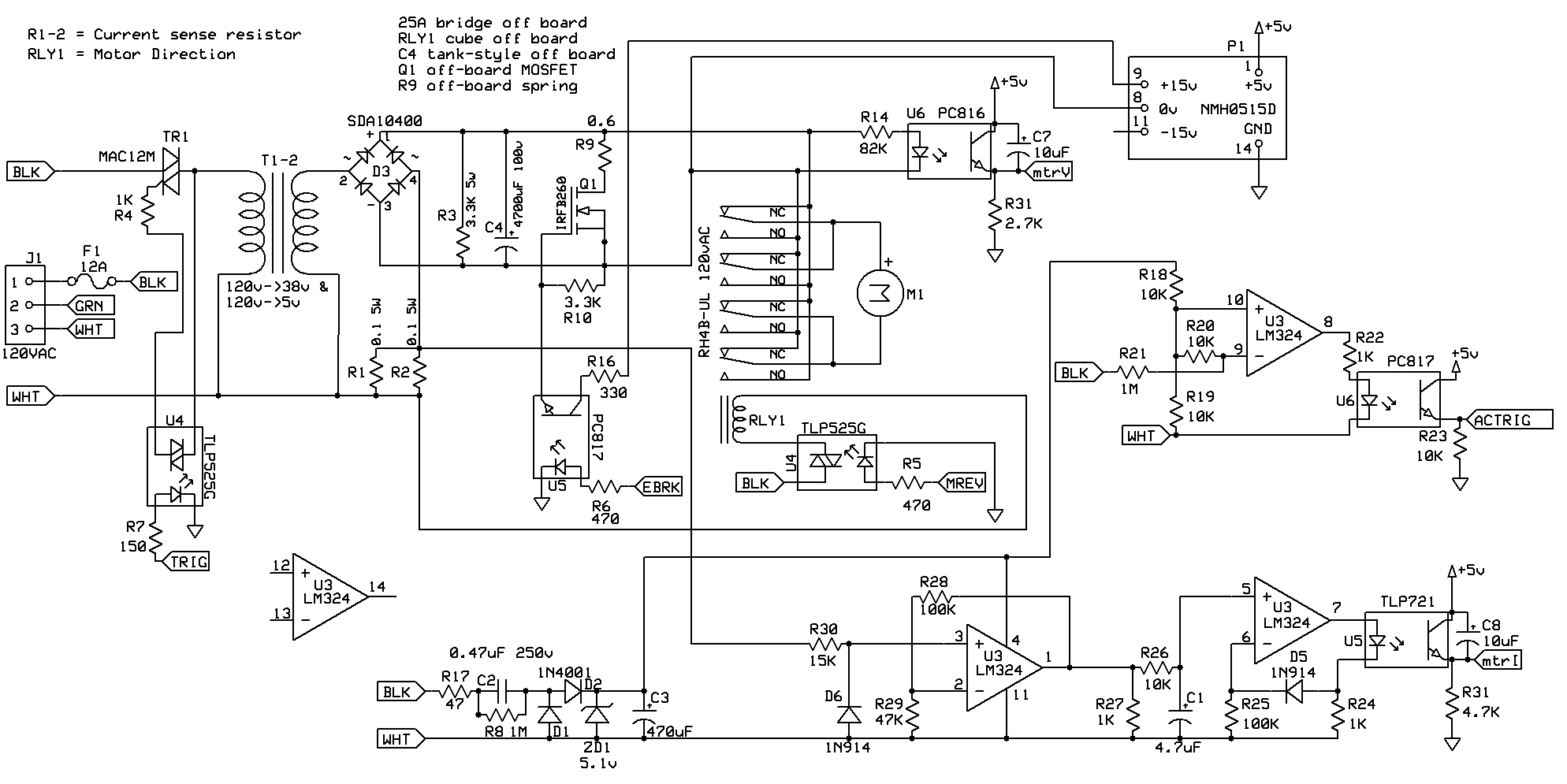 Tech Forum Nuts Volts Magazine Pwm Pulse Generator Electronics Circuits Projects And On The Schematic In Figure 1 5v Ground Points Belong To An Isolated 1a Cell Phone Charger Not Shown Is Pic16f747 Associated Circuitry